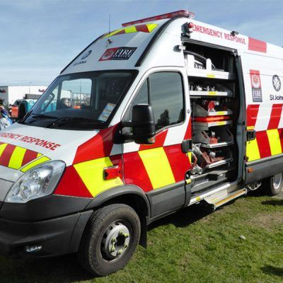 Air Rescue Open Day 2015 - Ambulance