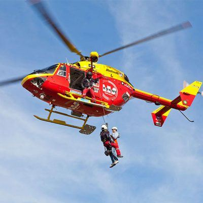 Air Rescue Open Day 2015 - Westpac Helicopter