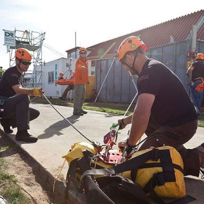 Air Rescue Open Day 2015 - Rescue Drills