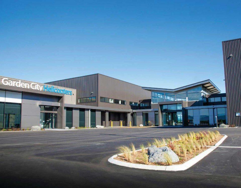 GCH Aviation Headquarters
