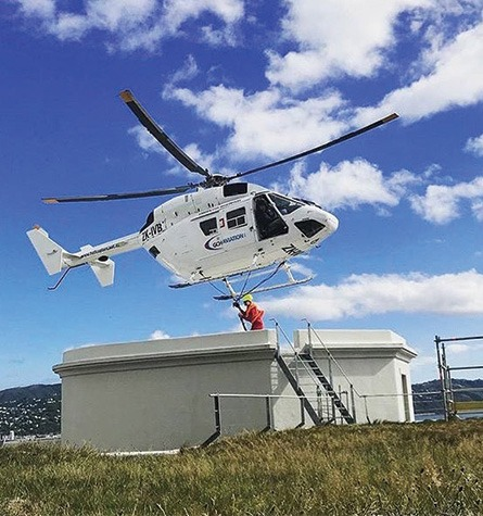 Commercial Helicopter Services
