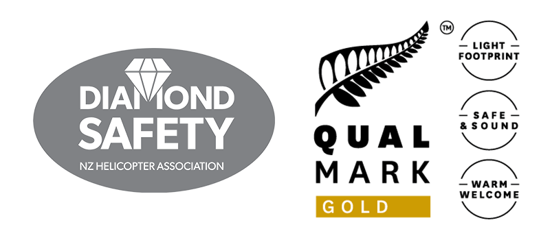 Diamond Safety & Qualmark Gold Awards