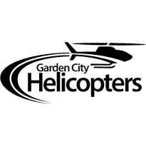 Garden City Helicopters Logo