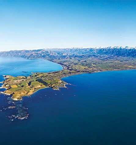 Scenic Flights - Kaikoura