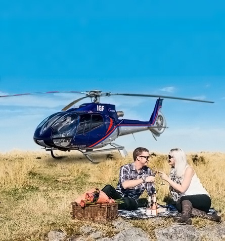 Christchurch Couples Helicopter Experience