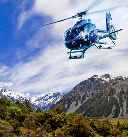 Southern Alps Heli-Tour
