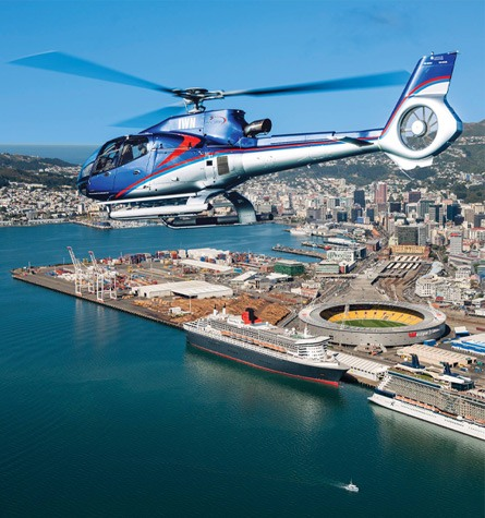 Wellington City Helicopter