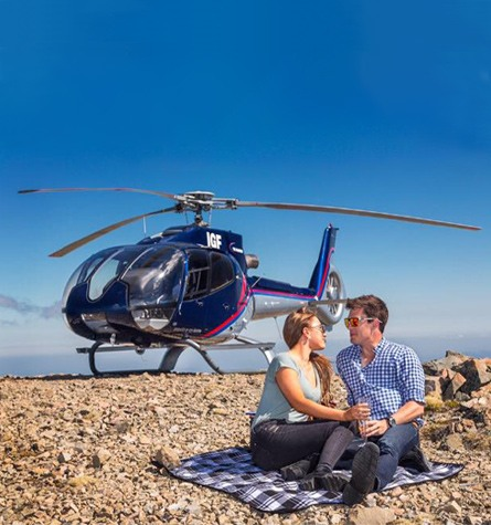 Wellington Romantic Helicopter Tour