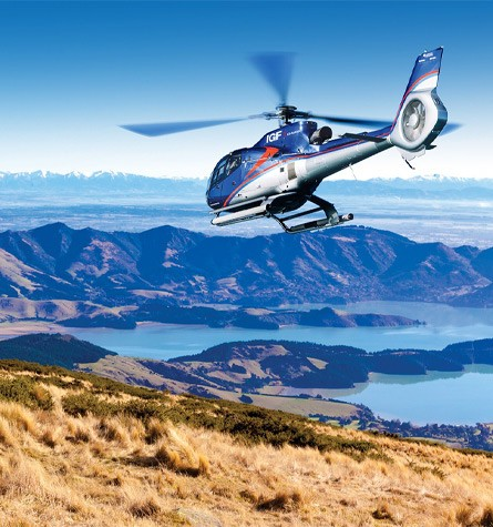 Christchurch City Scenic Flight