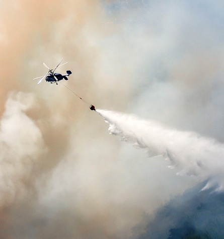 Commercial - Aerial Fire Fighting