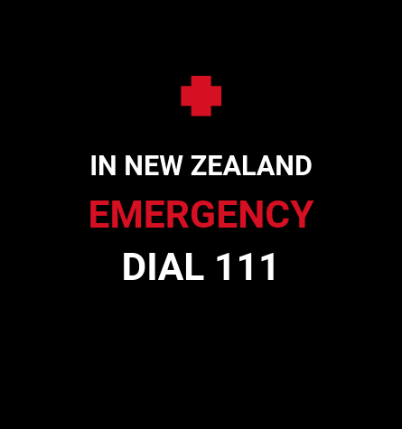 NZ Emergency Phone 111