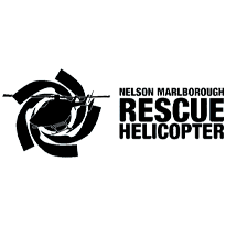 Nelson Marlborough Rescue Logo Black