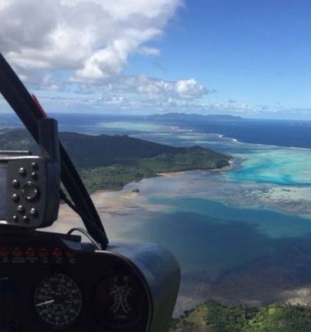 Taste of Fiji Heli-Tour
