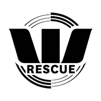 Westpac Rescue Logo Black