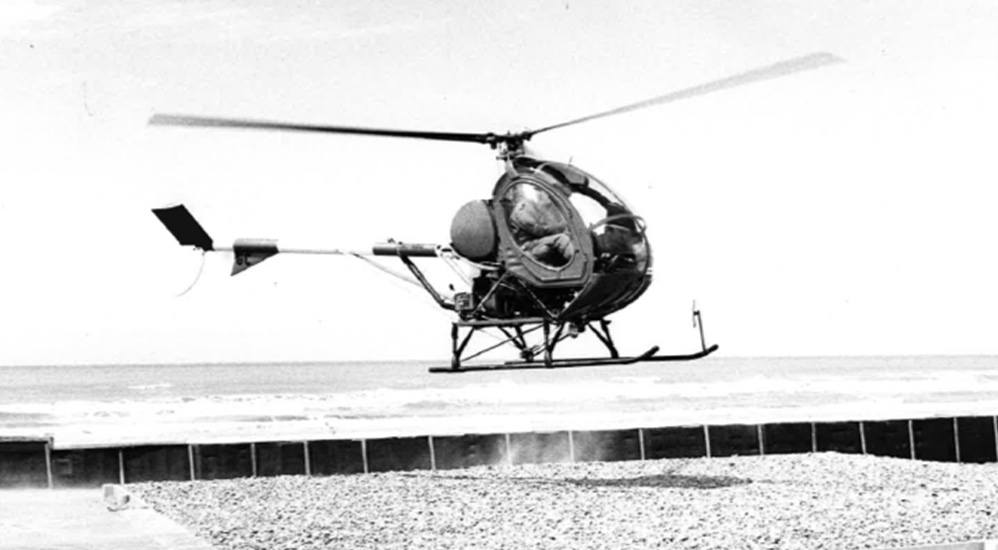History 1983 - B Model Helicopter