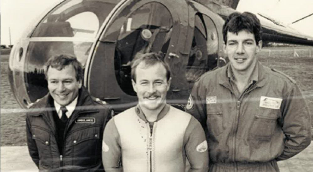 History 1985 - Wespac Rescue of the Year