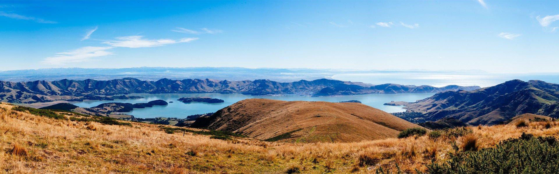 Christchurch - Mt Herbert