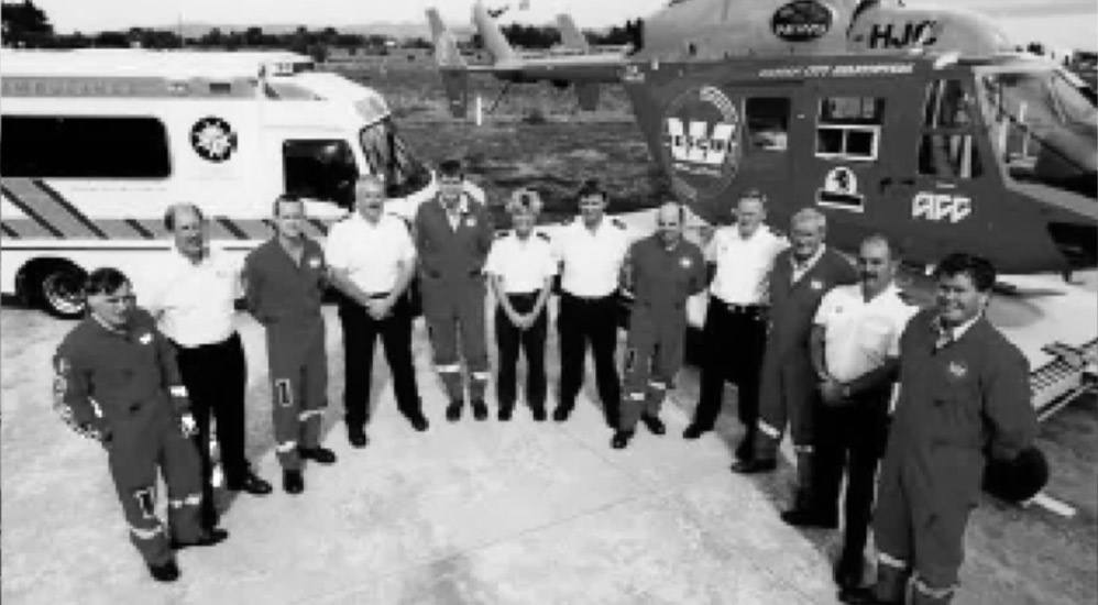 History 2000 - GCH and St John Crew