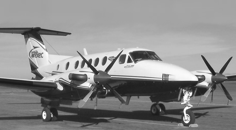 History 2009 - Beechcraft King Air 200C