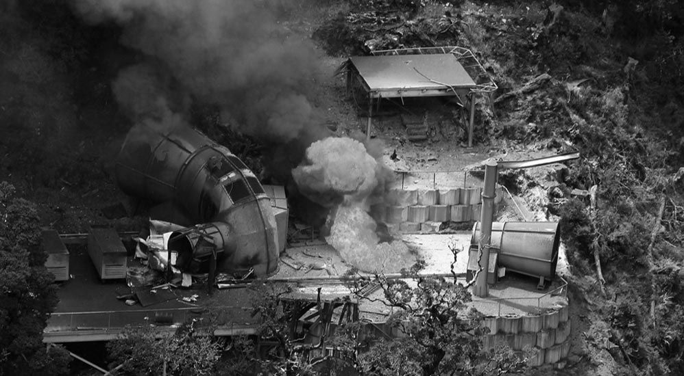 History 2010 - Pike River Mine Disaster