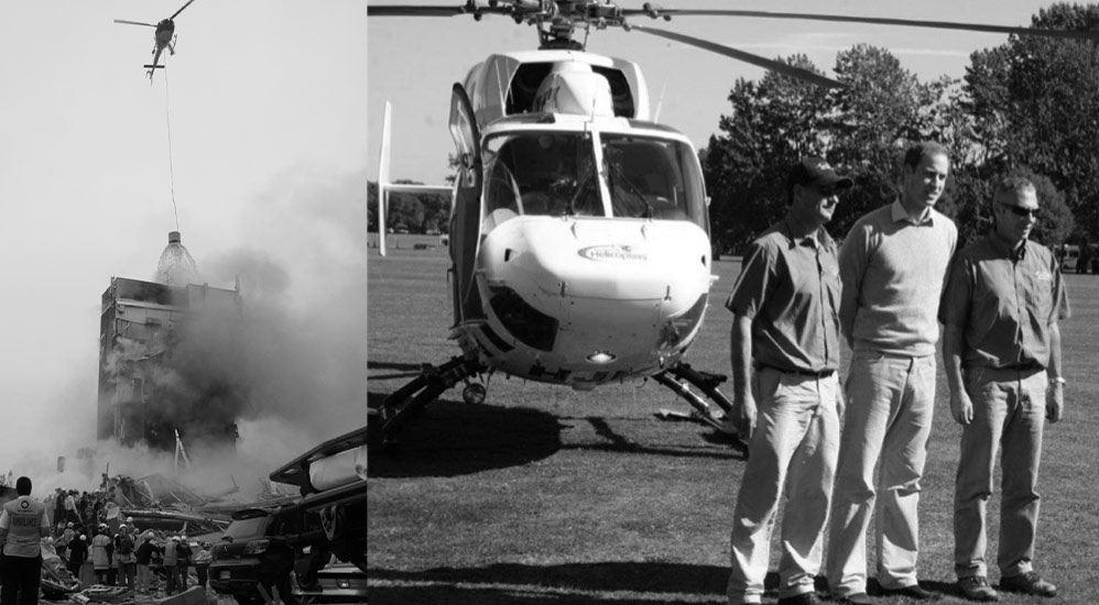 History 2011 - Christchurch Earthquake & Prince William