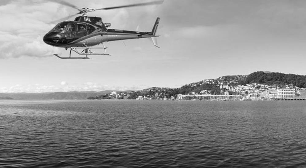 History 2014 - Wellington Helicopters