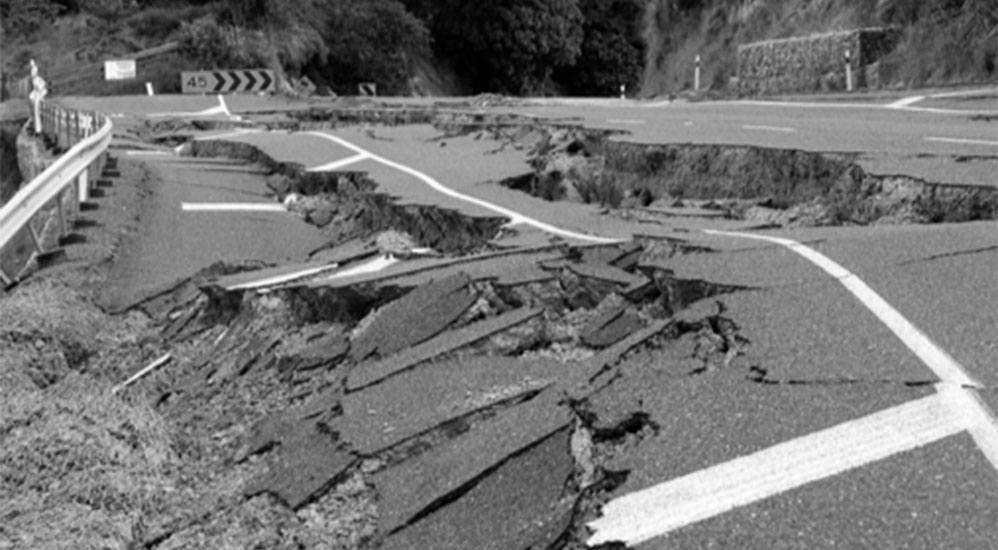 History 2016 - Kaikoura Earthquake